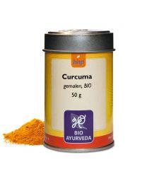 Curcuma, gem., BIO 50g Geelwortel
