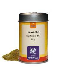 Kruidenmix voor Groente, BIO 50g