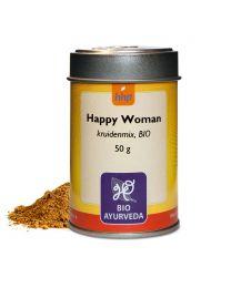 Happy Woman kruidenmix, BIO 50g