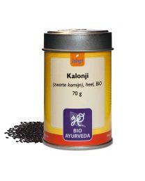 Kalonji (zwarte komijn), heel, BIO 70g