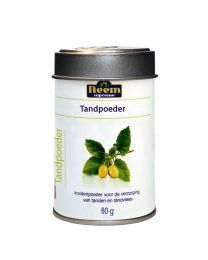 Neem Supreme Toothpowder Fresh 60g